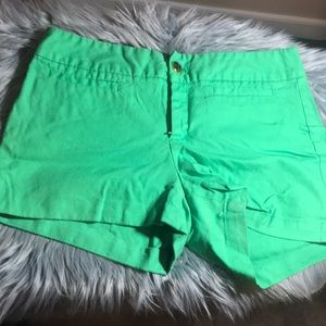 Banana Republic Green Shorts